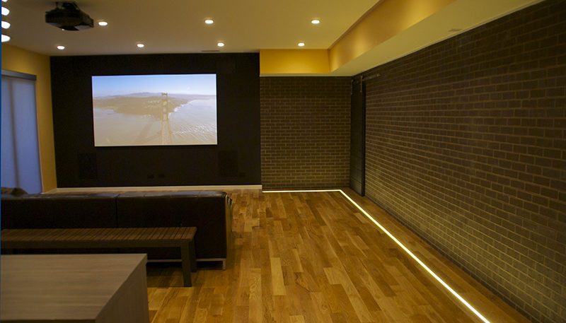 Luxury home theaters Chicago