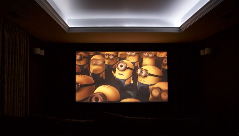 Luxury home theater systems Chicago