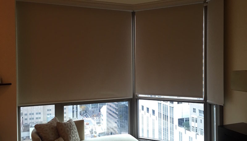 Motorized window coverings in Chicago
