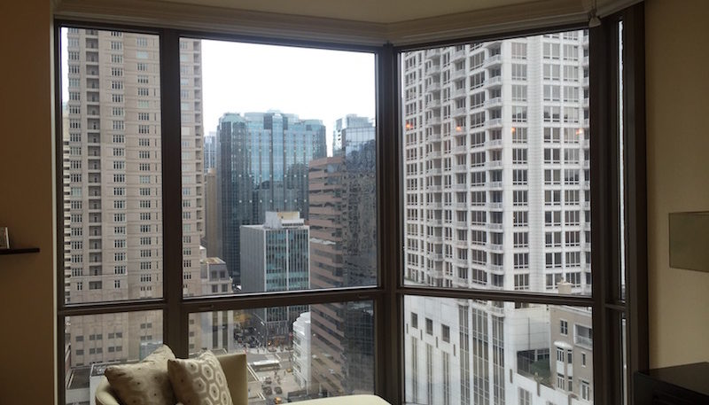 Motorized window treatments in Chicago